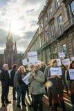 Από το φως εκκλησιών Στοκ φωτογραφίες με δικαίωμα ελεύθερης χρήσης