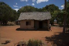 Από Antsirabe σε Morondava στη Μαδαγασκάρη Στοκ Εικόνα