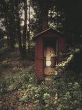 Από outhouse διαταγής Στοκ Εικόνα