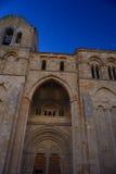 Από Romanesque σε γοτθικό Στοκ φωτογραφία με δικαίωμα ελεύθερης χρήσης