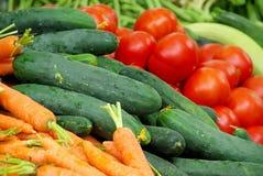 Απώλεια ταχύτητος στηρίξεως αγοράς για το λαχανικό Στοκ φωτογραφία με δικαίωμα ελεύθερης χρήσης