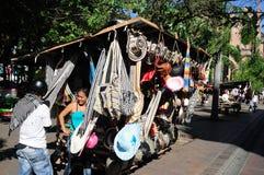 Απώλεια ταχύτητος στηρίξεως Neiva. Κολομβία Στοκ φωτογραφία με δικαίωμα ελεύθερης χρήσης