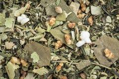 Απώλεια βάρους και detox βοτανικό τσάι Στοκ Φωτογραφίες