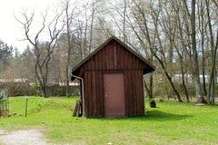 Απλά κτήρια στη Γερμανία Στοκ Εικόνες