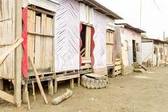 Απλές και φτωχές συνθήκες διαβίωσης στοκ εικόνες με δικαίωμα ελεύθερης χρήσης