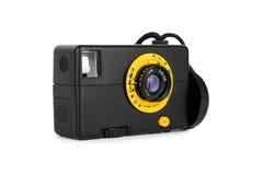 Απλή παλαιά κάμερα ταινιών Στοκ Εικόνες