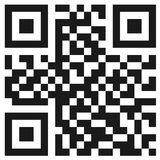 Απλός κώδικας qr Στοκ Εικόνες