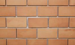 απλός τοίχος τούβλου Στοκ Εικόνα