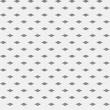 Απλός το σχέδιο με τις μονοχρωματικές γεωμετρικές μορφές Στοκ Φωτογραφία
