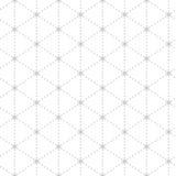 Απλό άνευ ραφής minimalistic σχέδιο Στοκ Εικόνα