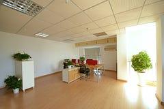 Απλό γραφείο των επιχειρησιακών επιχειρήσεων Στοκ Φωτογραφία
