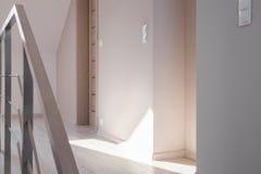 Απλό νέο κιγκλίδωμα σχεδίου Στοκ Φωτογραφία