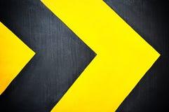 Απλό σημάδι οδών βελών Στοκ φωτογραφία με δικαίωμα ελεύθερης χρήσης