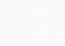 Απλό υπόβαθρο σημείων Πόλκα Στοκ Εικόνα