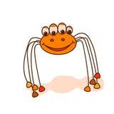 Αράχνη μεταλλάξεων Στοκ Εικόνες