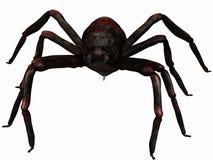 αράχνη φαντασίας διανυσματική απεικόνιση