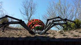 Αράχνη Lego Στοκ Φωτογραφίες
