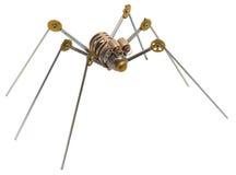 Αράχνη Steampunk Στοκ φωτογραφία με δικαίωμα ελεύθερης χρήσης
