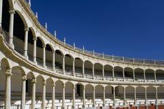 αρένα ταυρομαχίας Ισπανία στοκ φωτογραφία με δικαίωμα ελεύθερης χρήσης
