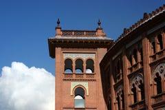 αρένα ταυρομαχίας Μαδρίτη στοκ φωτογραφίες με δικαίωμα ελεύθερης χρήσης