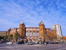 Αρένα ταυρομαχίας στη Βαρκελώνη Στοκ φωτογραφία με δικαίωμα ελεύθερης χρήσης