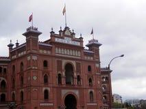 Αρένα ταυρομαχίας της Μαδρίτης Στοκ εικόνες με δικαίωμα ελεύθερης χρήσης