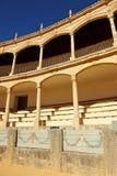 Αρένα ταυρομαχίας της Ronda, Ισπανία Στοκ Εικόνες