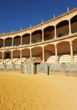 Αρένα ταυρομαχίας της Ronda, Ισπανία Στοκ Εικόνα