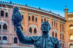 Αρένα ταυρομαχίας Ventas Las στη Μαδρίτη, Ισπανία Στοκ φωτογραφίες με δικαίωμα ελεύθερης χρήσης