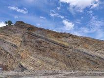 Αρίστης ποιότητας ανθρακωρυχείο, στρώμα άνθρακα στοκ φωτογραφίες με δικαίωμα ελεύθερης χρήσης