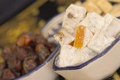 αραβικά γλυκά Στοκ φωτογραφία με δικαίωμα ελεύθερης χρήσης