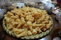 Αραβικά τουρκικά εβραϊκά γλυκά της Μέσης Ανατολής στοκ φωτογραφία