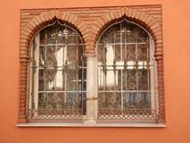 αραβικά Windows Στοκ Εικόνες