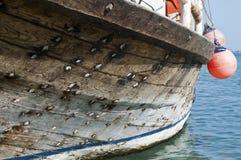 Αραβική βάρκα Στοκ φωτογραφίες με δικαίωμα ελεύθερης χρήσης