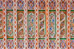 αραβική ζωγραφική Στοκ Εικόνες