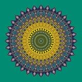 Αραβική διακόσμηση έξι Adil Στοκ Εικόνες