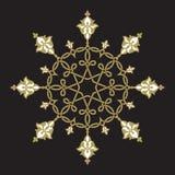Αραβική διακόσμηση Zufar Στοκ Εικόνες