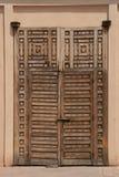 αραβική πόρτα Στοκ φωτογραφία με δικαίωμα ελεύθερης χρήσης