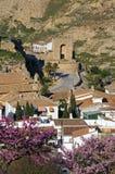Αραβικοί πύργος και στέγες, Antequera, Ισπανία. Στοκ Εικόνες