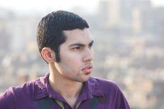 Αραβικός αιγυπτιακός επιχειρηματίας Στοκ Εικόνα