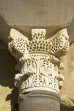 αραβικός αιώνας Χ capitel Στοκ φωτογραφίες με δικαίωμα ελεύθερης χρήσης