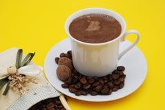 αραβικός καφές Στοκ Εικόνες