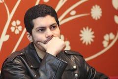 0 αραβικός νέος αιγυπτιακός επιχειρηματίας Στοκ Εικόνες