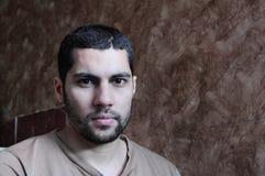 Αραβικός νέος αιγυπτιακός επιχειρηματίας Στοκ Εικόνες