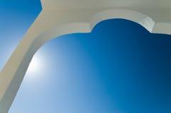 αραβικός ουρανός Στοκ εικόνες με δικαίωμα ελεύθερης χρήσης