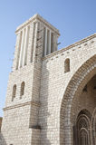 Αραβικός πύργος πυλών οχυρών Στοκ Εικόνα