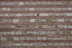 Αραβικός τοίχος πετρών Στοκ Φωτογραφία