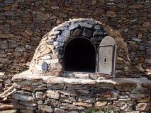 Αραβικός φούρνος πετρών Στοκ φωτογραφία με δικαίωμα ελεύθερης χρήσης