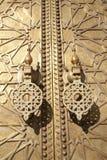 αραβικός χρυσός τέχνης Στοκ φωτογραφία με δικαίωμα ελεύθερης χρήσης