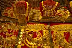αραβικός χρυσός Στοκ φωτογραφία με δικαίωμα ελεύθερης χρήσης